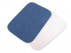 łatki termoprzylepne JEANS niebieskie