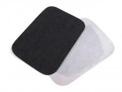 łatki termoprzylepne JEANS czarne 7,5x10,5cm