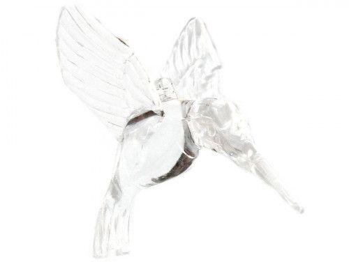 zawieszka plastikowa koliber duży