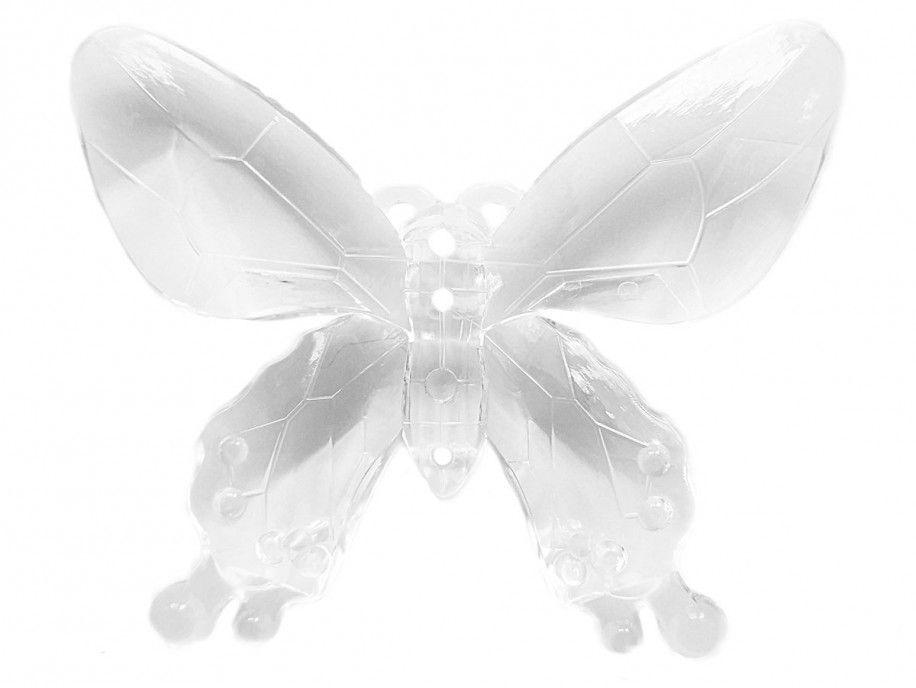 zawieszka plastikowa motyl duży