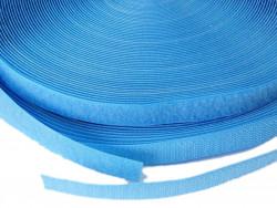 Taśma rzep 16 mm niebieska