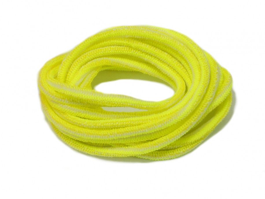 guma do skakania żółta