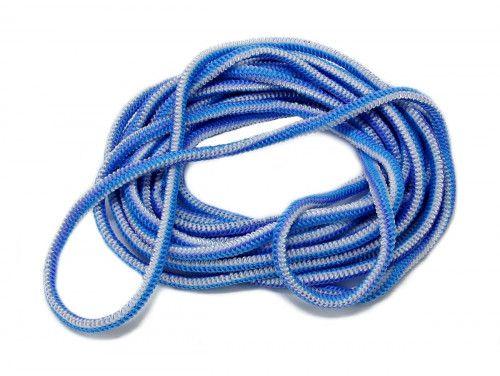guma do skakania niebieska