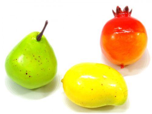 Owoce ozdobne 3 sztuki