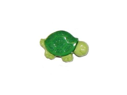Guziczek dziecięcy żółwik