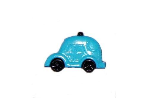 Guziczek dziecięcy samochód
