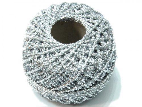sznurek kordonek lurex 50m
