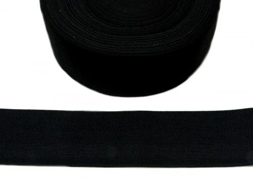 guma tkana czarna 60mm